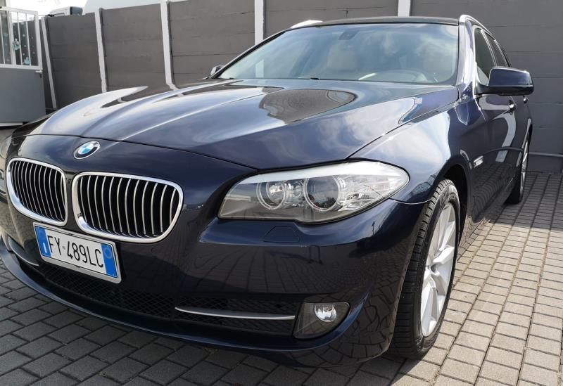image Bmw 520 Td Touring (F11)  Business 184 CV Automatica Euro 5A (1421)